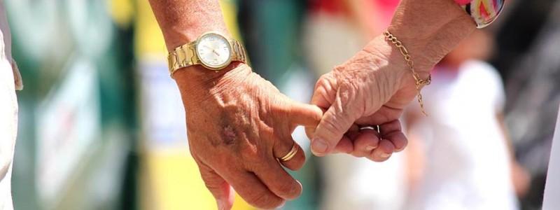 de la mano viejillos